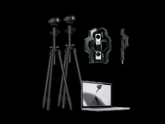 TrackScan-DUO跟踪式三维扫描仪