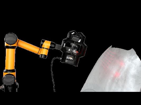 AutoScan-SOLO自动化3D检测系统