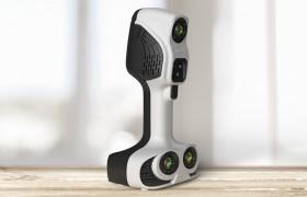 新品| iReal 2E彩色3D扫描仪 焕然登场 阔境视野 畅扫世界