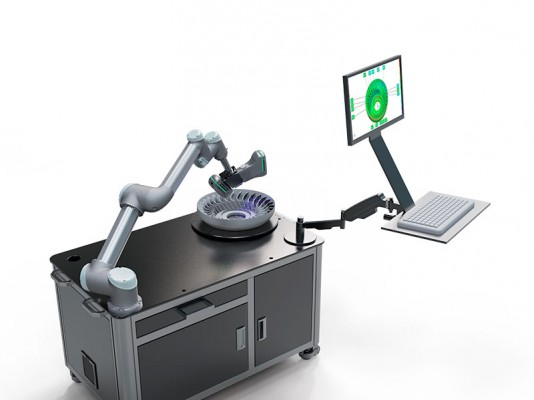AutoScan-K自动化3D检测系统