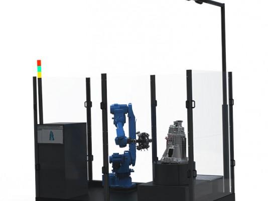 AutoScan-T42三维检测系统