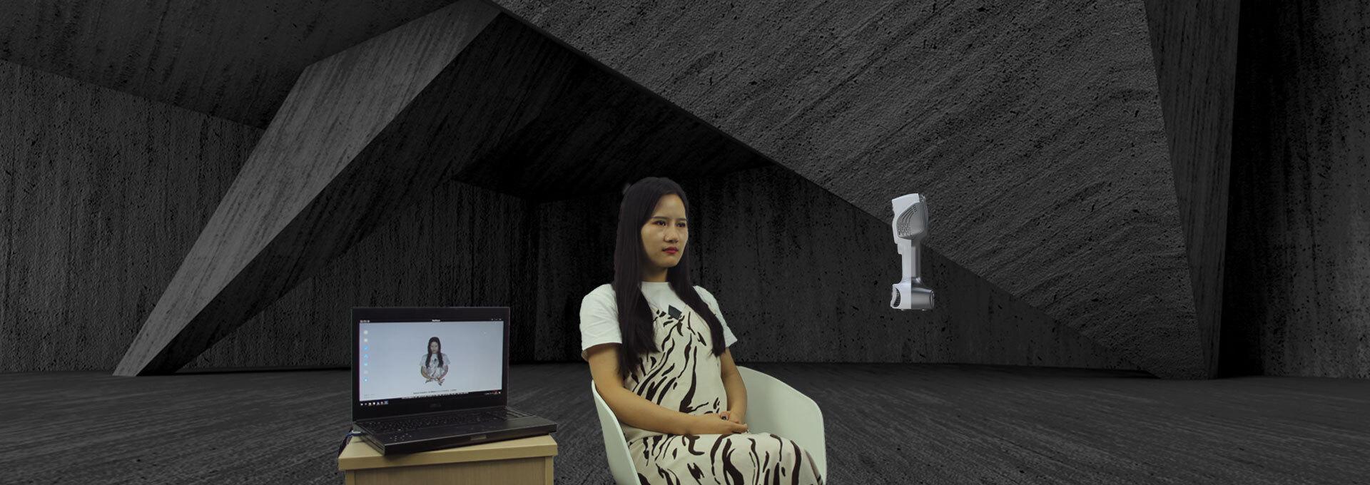 iReal 2E彩色三维扫描仪特点