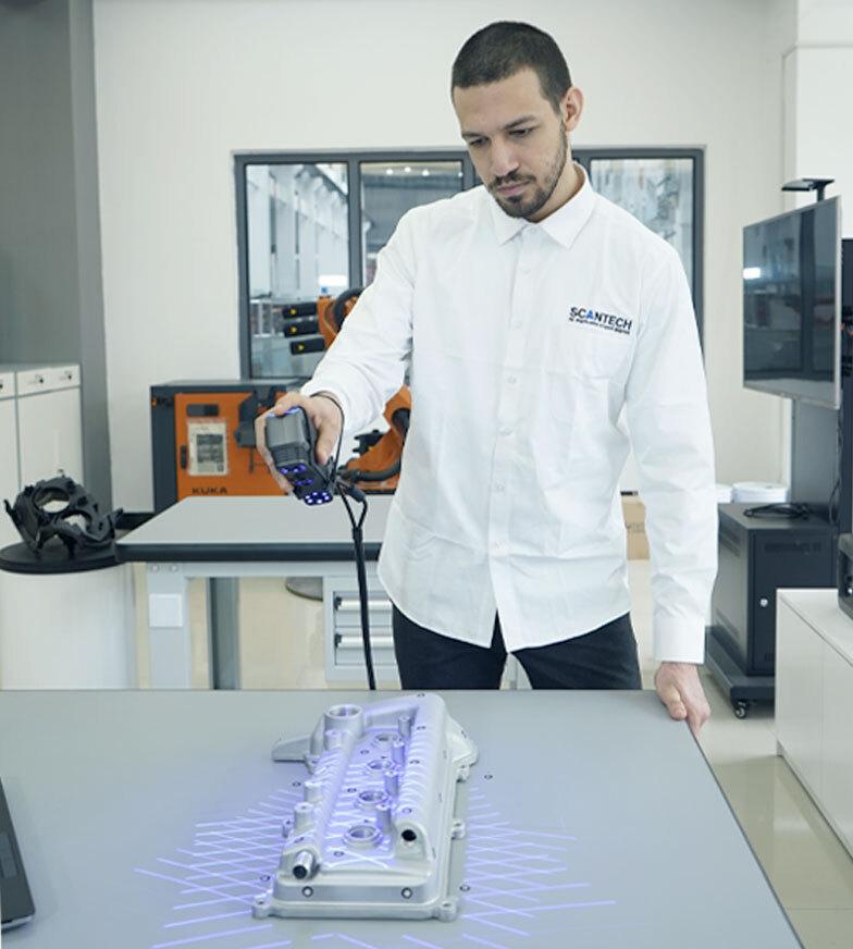 SIMSCAN 便携式三维扫描仪