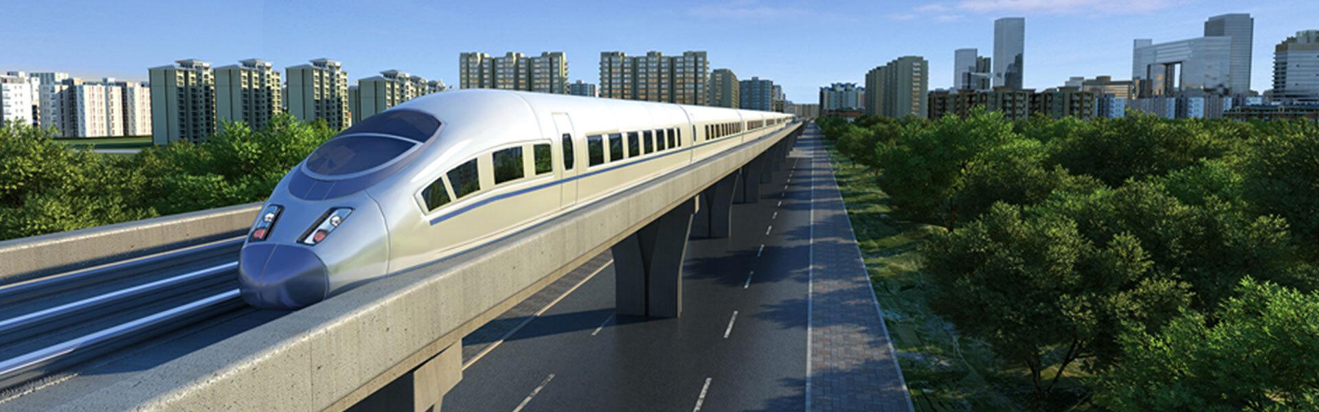 KSCAN-MAGIC三维扫描仪在铁路桥梁检测中的应用